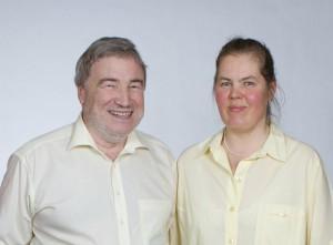 Rolf Schaffner & Dr. med. Marja-Leena Nikmo